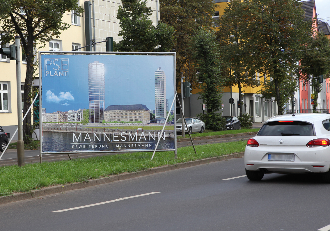 Mannesmann in PSE PLANT
