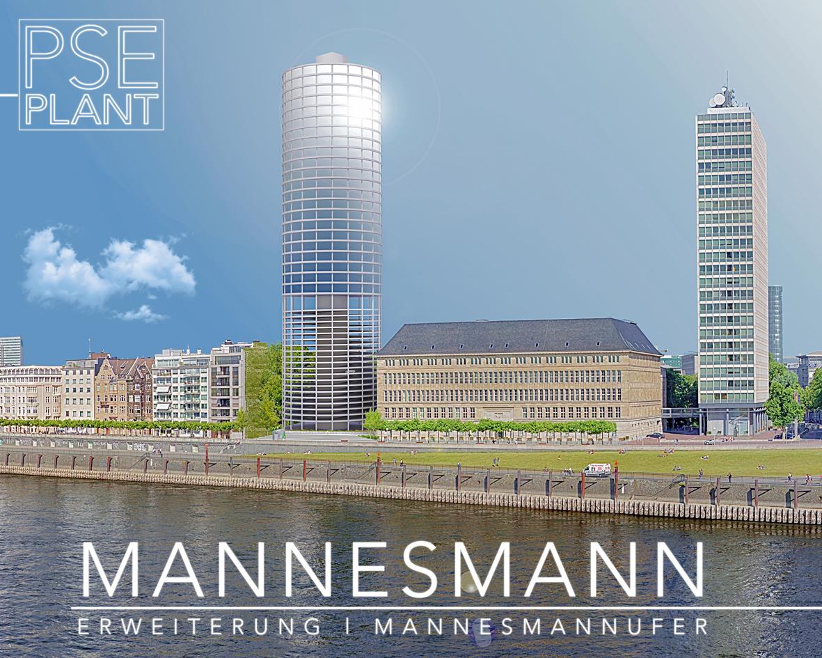 Mannesmann Se in PSE PLANT