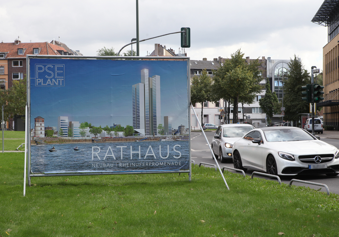 Rathaus in PSE PLANT