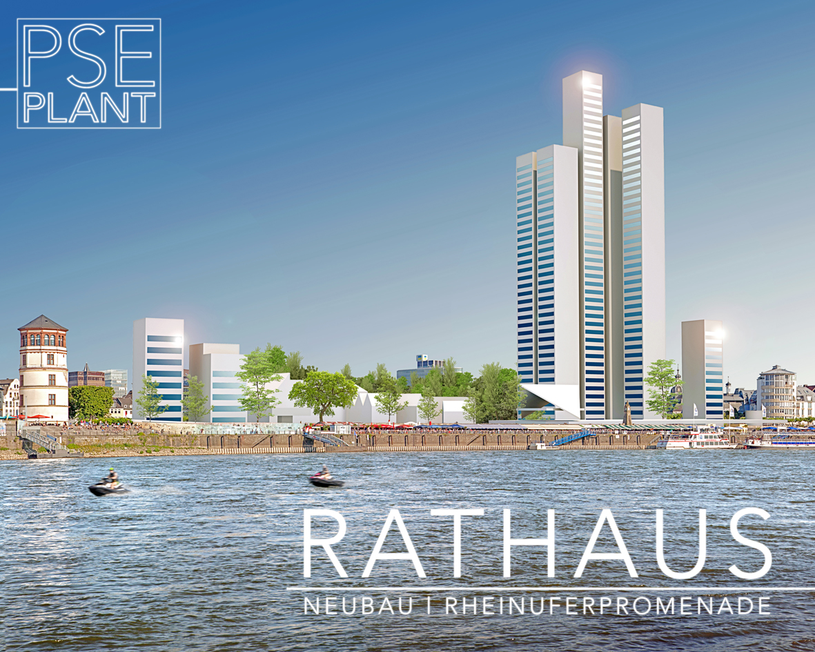 Rathaus Se in PSE PLANT