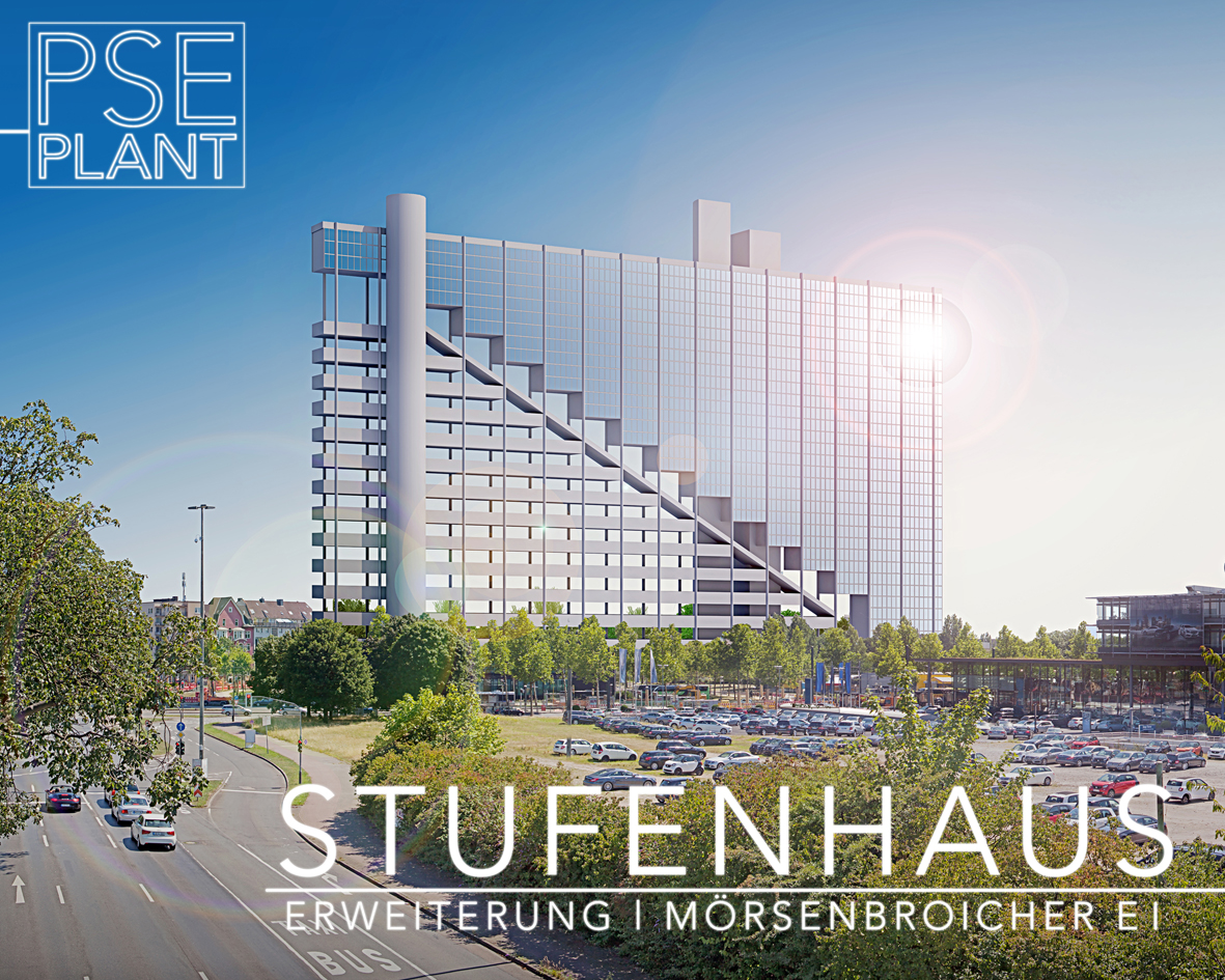 Stufenhaus Se in PSE PLANT